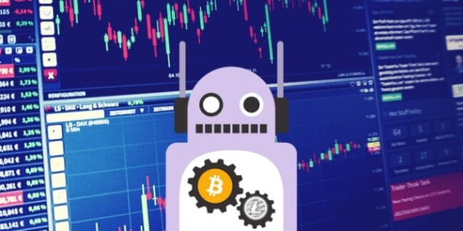 Trading HFT with Bots